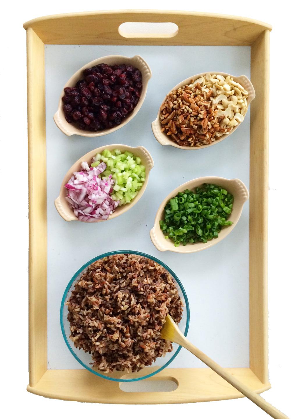 Wild Rice Salad 03
