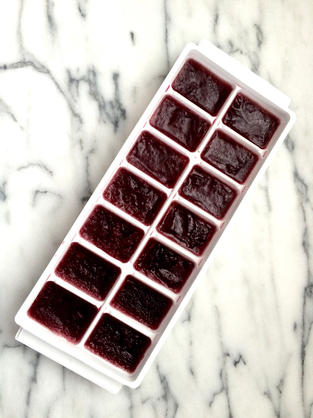 Host a Wine Tasting Party (Sugar & Rose) - Freeze Leftover Wine in Ice Cube Trays