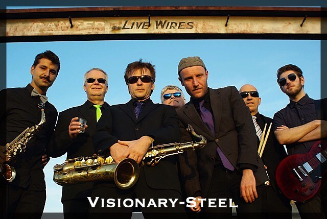 Visionary-Steel is performing next Thursday, 13 September, 2018 at the Stem Expo in Williamstown, Melbourne, Australia.  Message me if you want to be on the guest list!  Cheers, M