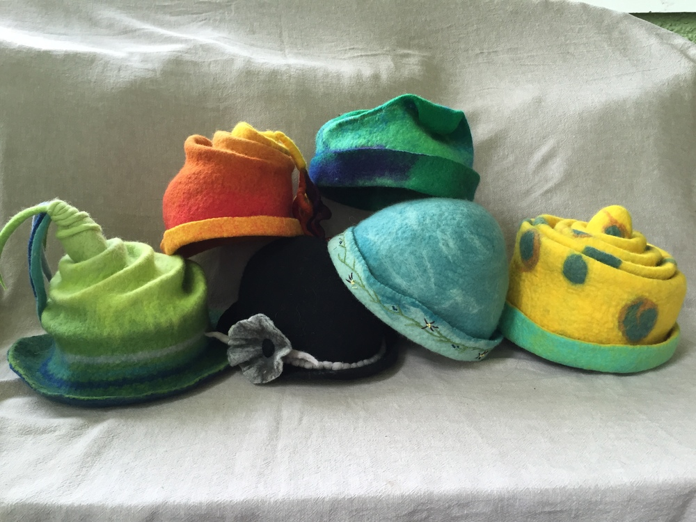 Fancy a hat? Plain, simple, elegant or whimsical?
