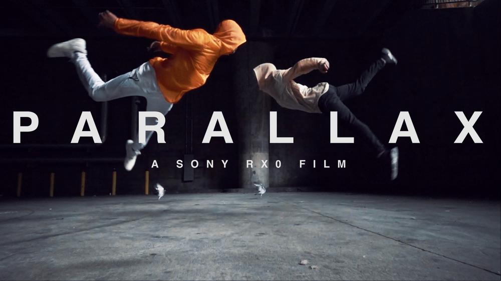 PARALLAX, A Sony RX0 Film | 2017