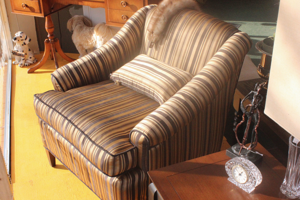 Brown Stiped Armchair.jpg