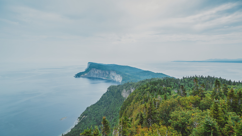 Hitting the Roads of   GASPESIE