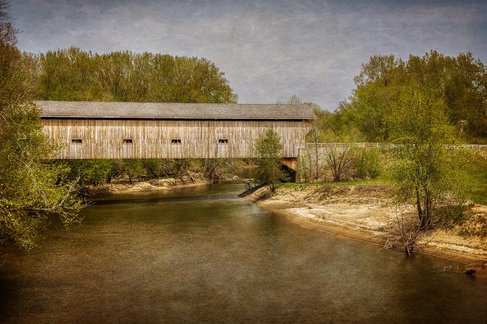 Jackson Covered Bridge, Greenup, Illinois