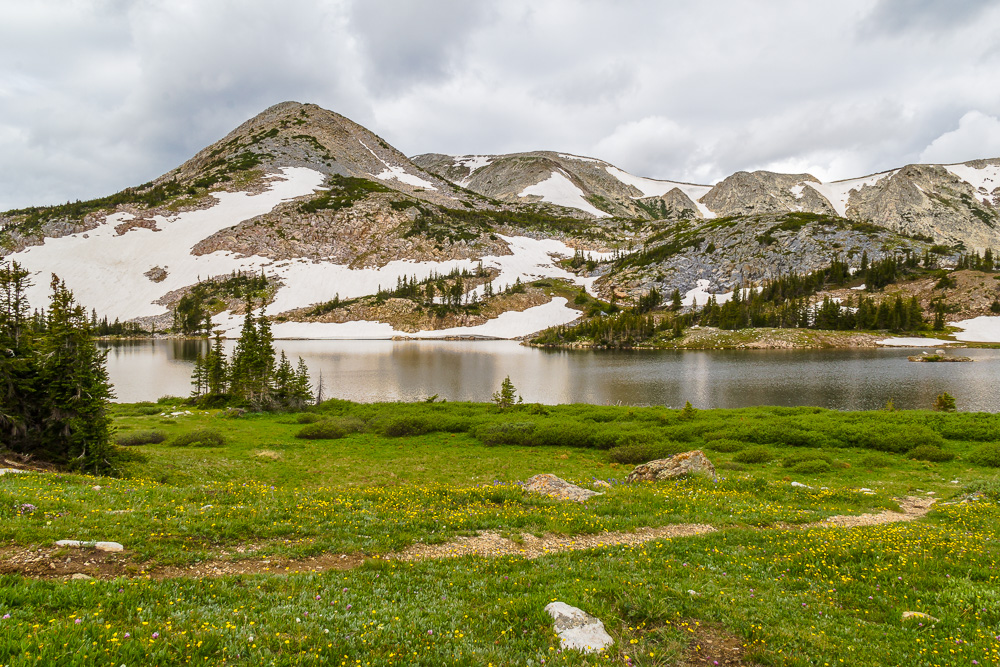 Libyy Lake, Snowy Range, Wyoming
