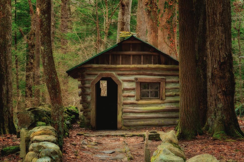 Elkmont Fairy Cottage