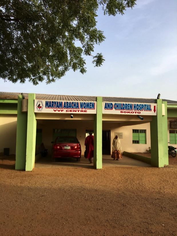 Sokoto's only fistula center