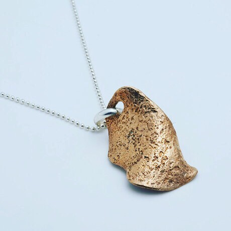 """jewelry that gives back - Use code """"LOVEIMR22"""" at Article 22 to buy your next statement piece! Part of the proceeds will go to IMR and you'll get free shipping! Article 22 offers one-of-a-kind jewelry handmade in Laos using shrapnel that were de-mined by land clearance organizations. Each piece gives back to support traditional Laotian artisan livelihoods, village development, community endeavors and further de-mining efforts."""