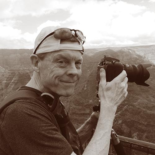 Brian, Photograhy