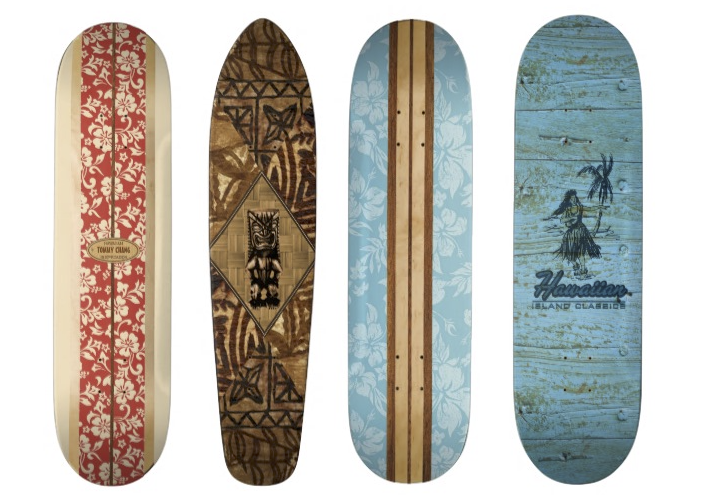 Click the image above to see our entire collection of Vintage Surf Skateboard.