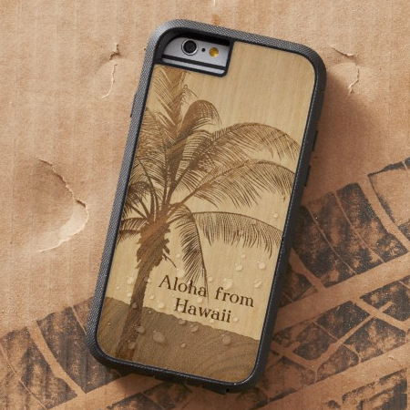 Polynesian Palms case designs