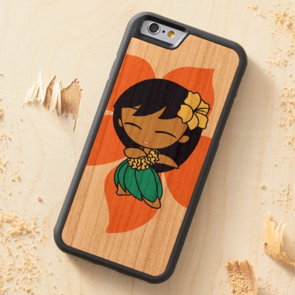 Wahine and Hula Girl cases