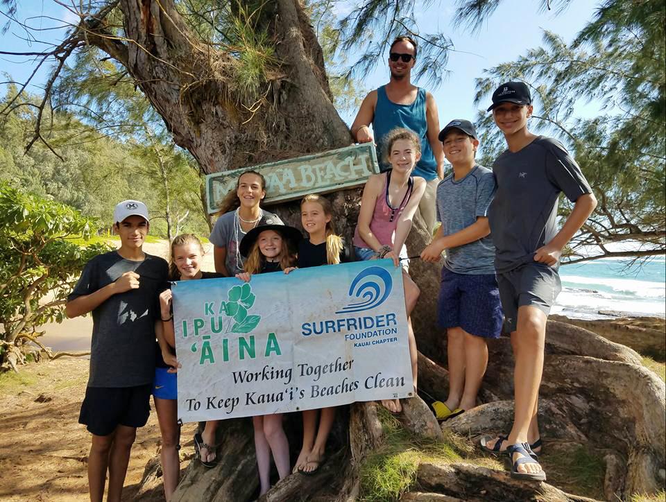 Credit: Surfrider Foundation, Kauai Chapter