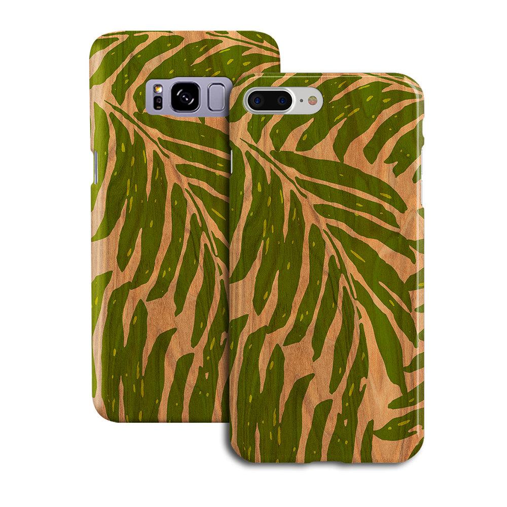 Kahanu Hawaiian Palm in Green