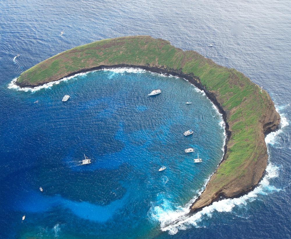 Molokai Crater Credit: iStock