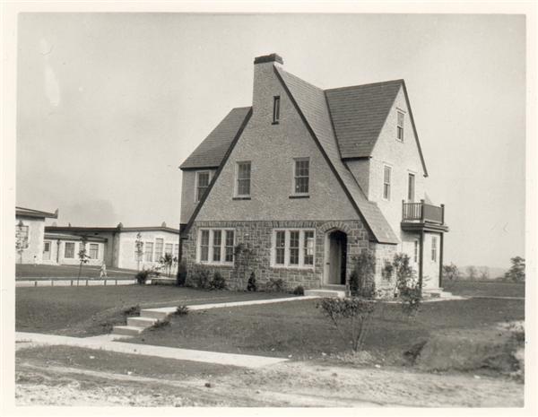 Tudor Revival - 2411 Chestnut Street