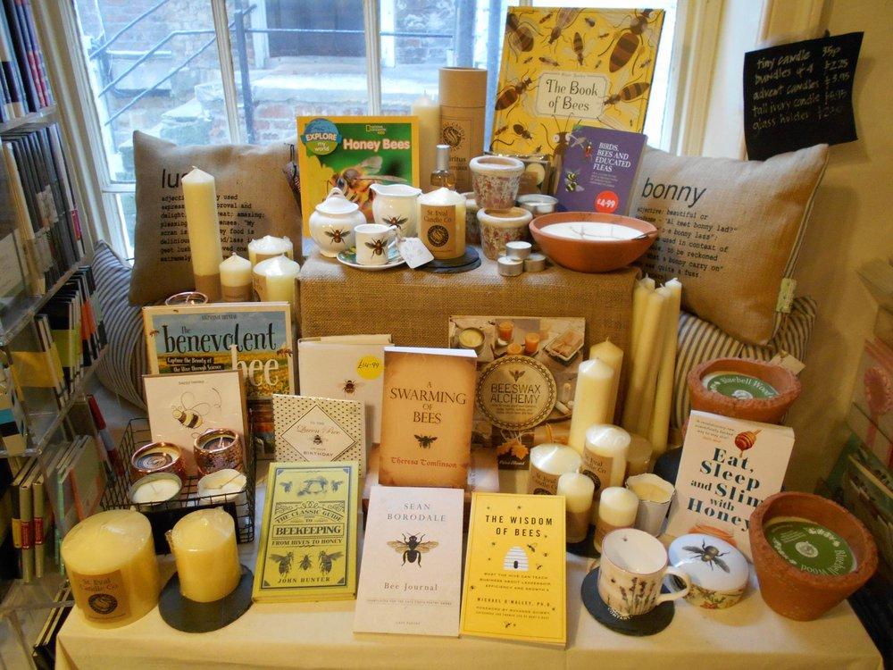 Big Buzz Winner - Whitby Bookshop