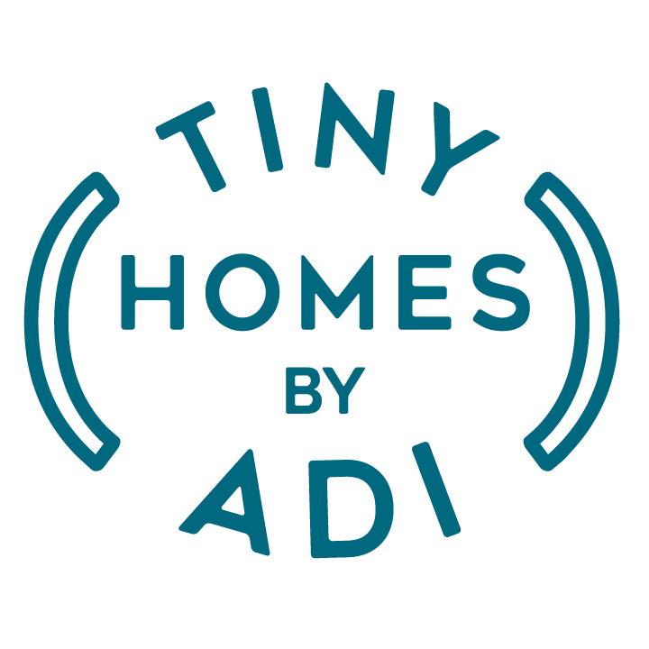 Tiny Homes by Adi logo design