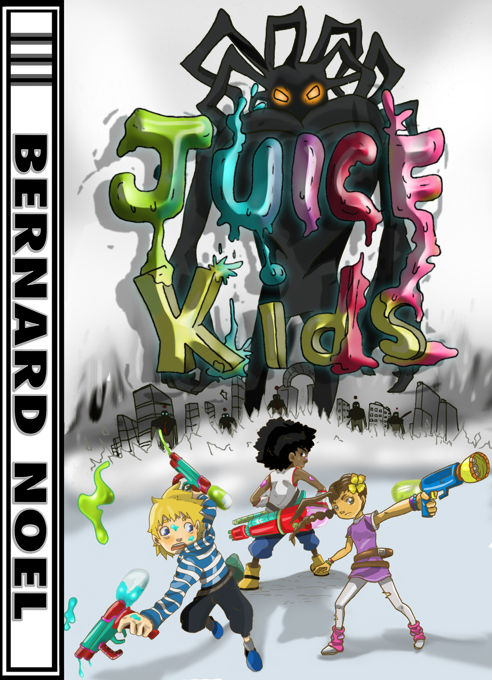 Juice Kids Book