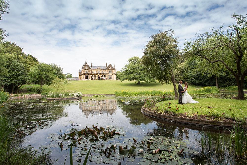Clevedon Hall Wedding Photography - Chris & Angela