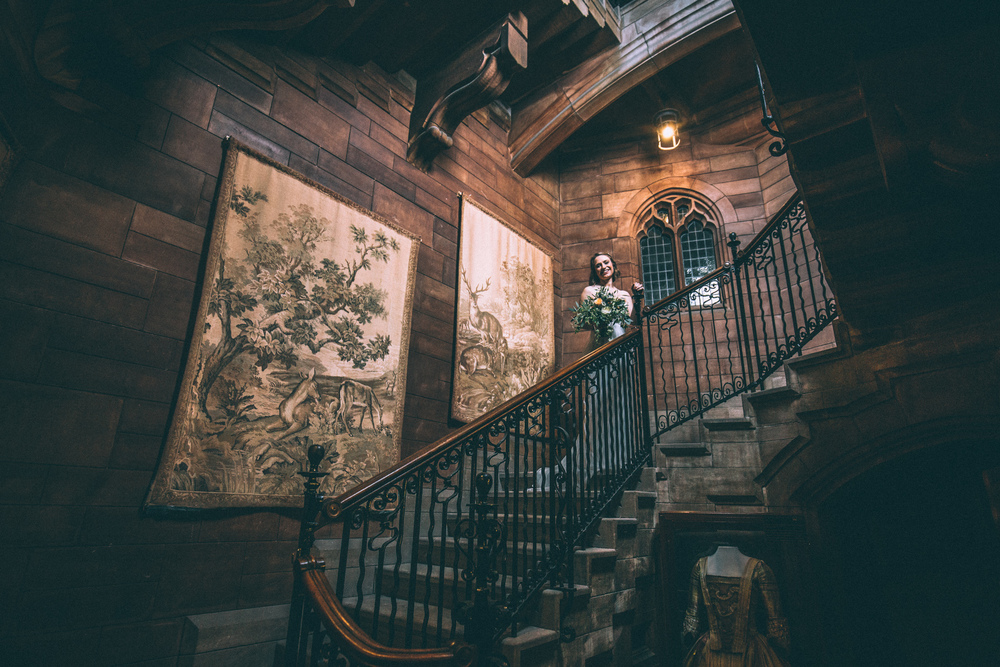 Bamburgh Castle Wedding Photography - Ella & Ben