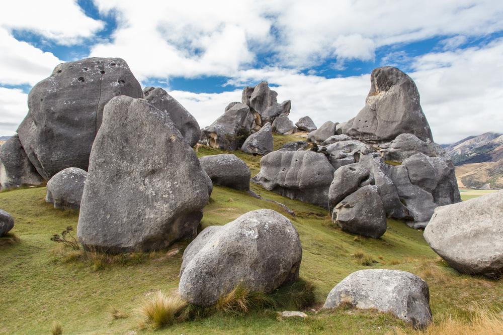 Kura Tawhiti / Castle Hill Peak