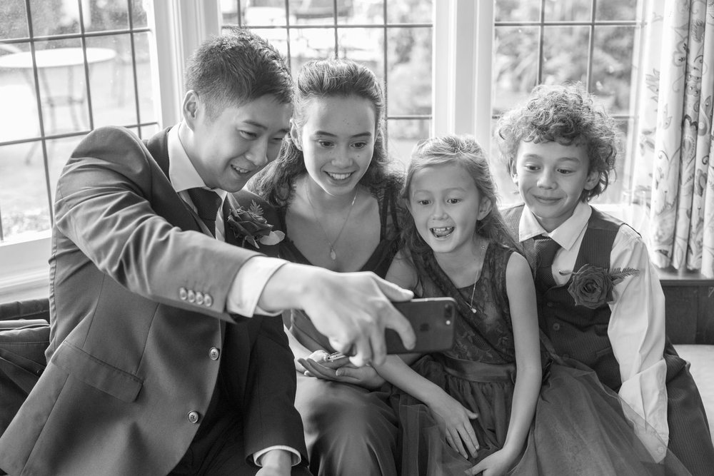 Chartridge Lodge Wedding Photography - Jo & Paul