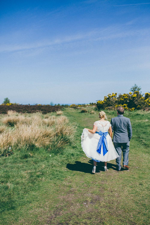 Yorkshire Wedding Photography - Anna & Alex