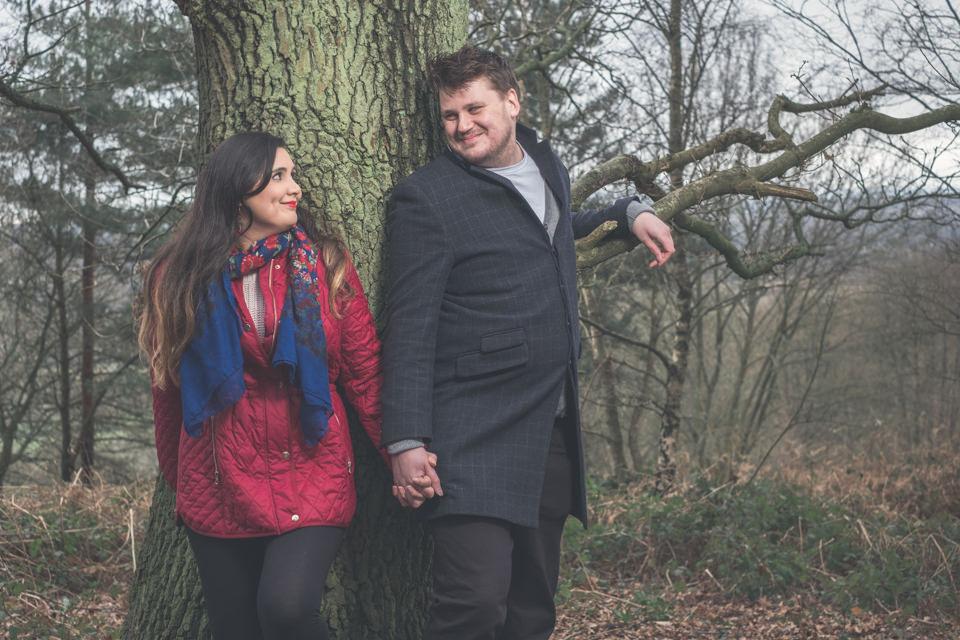 Sophia and Adam Pre-Wedding