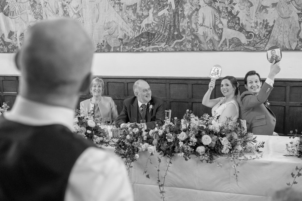 Layer Marney Tower Wedding Photography - Susanne and Andy