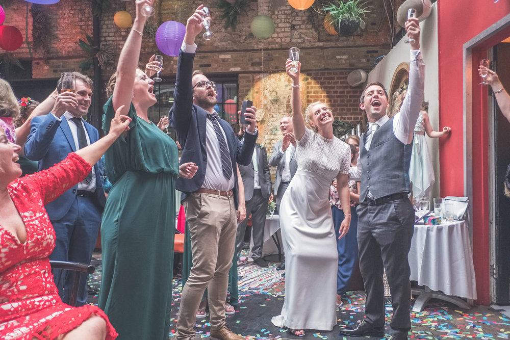 Islington Wedding Photography - Gina & Joe