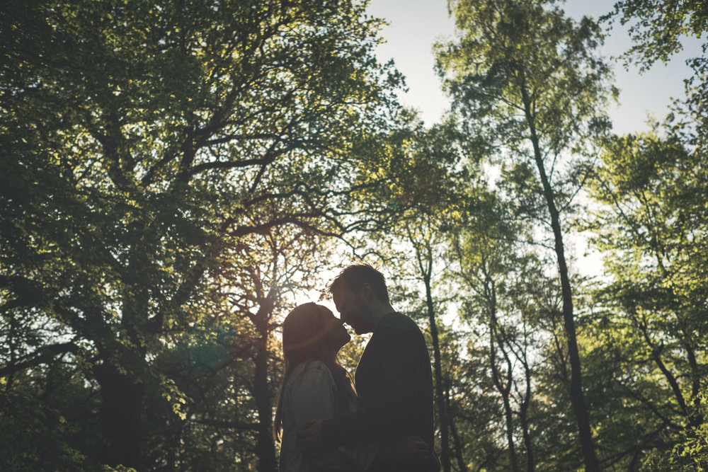 Hertfordshire Pre-Wedding Photography - Lauren & Ashley
