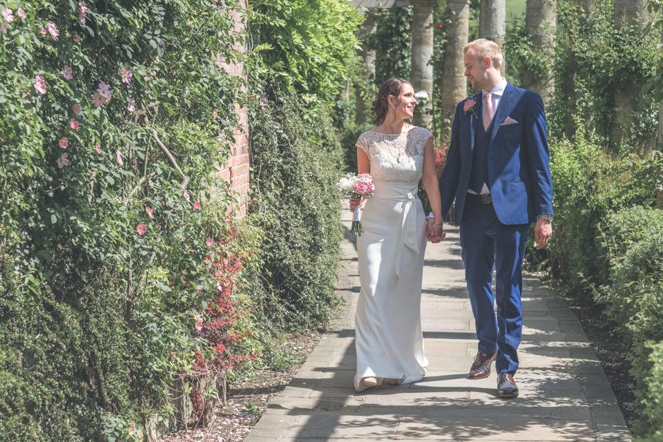 Woldingham School Wedding Photography - Kate & Lee