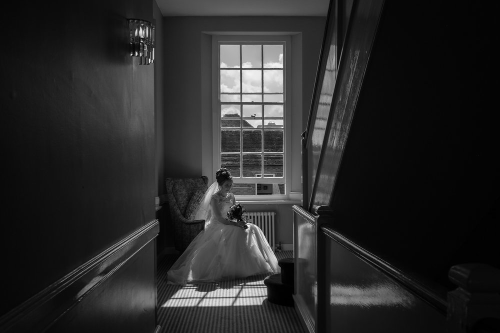 Chichester Harbour Hotel Wedding Photography - Charlotte