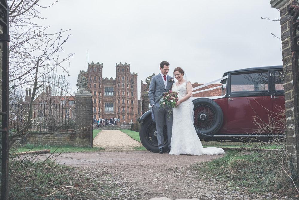 Essex Wedding Photographer - Layer Marney Tower Wedding