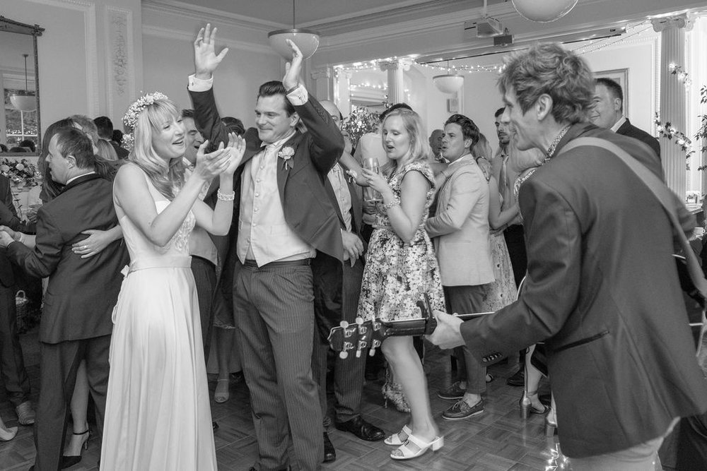 Kayleigh and Tom Wedding - Reception -