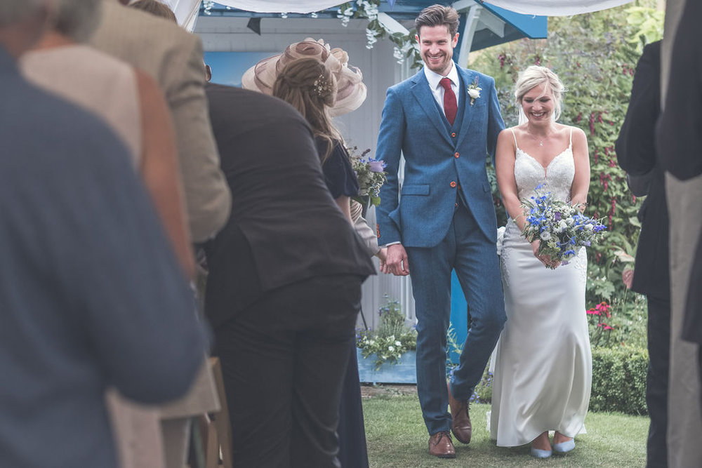 Heathy Lea Wedding - Jayne and Jim