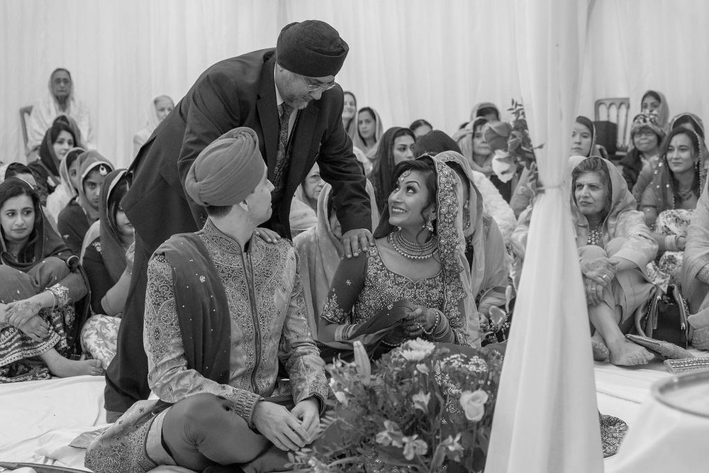 Suki and Ricky Indian Wedding Ceremony