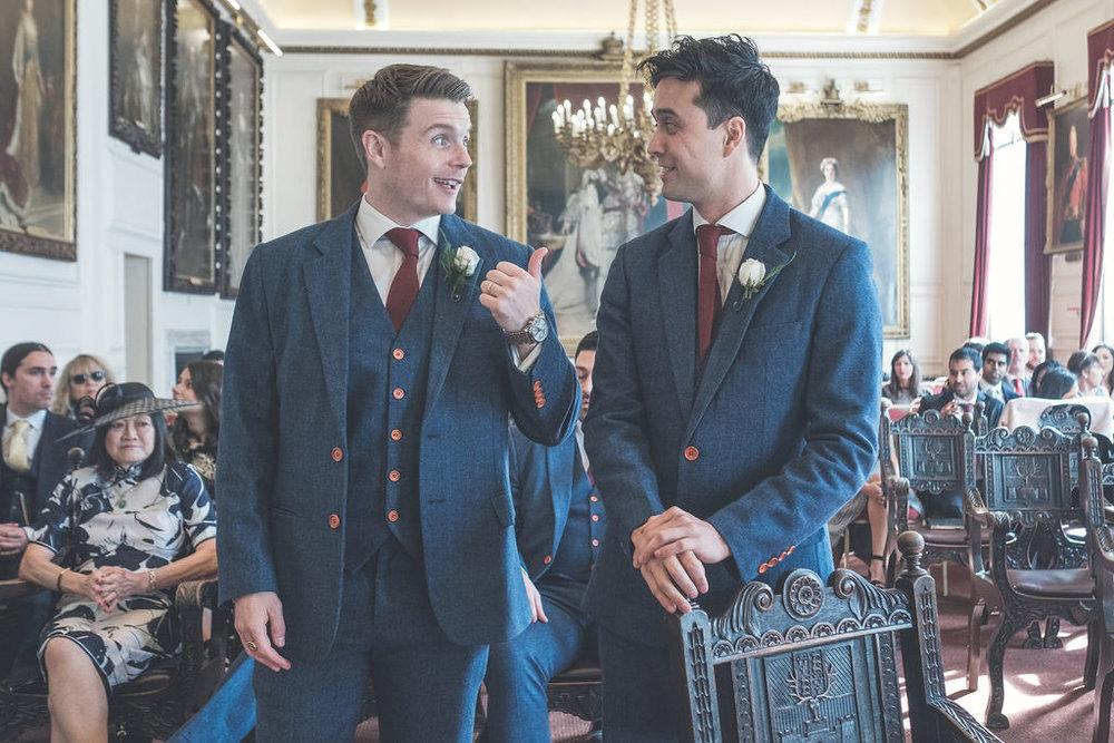 Suki and Ricky Wedding - Ceremony