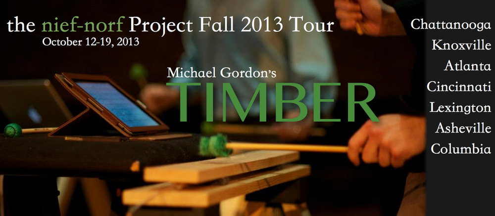 Timber Michael Gordon