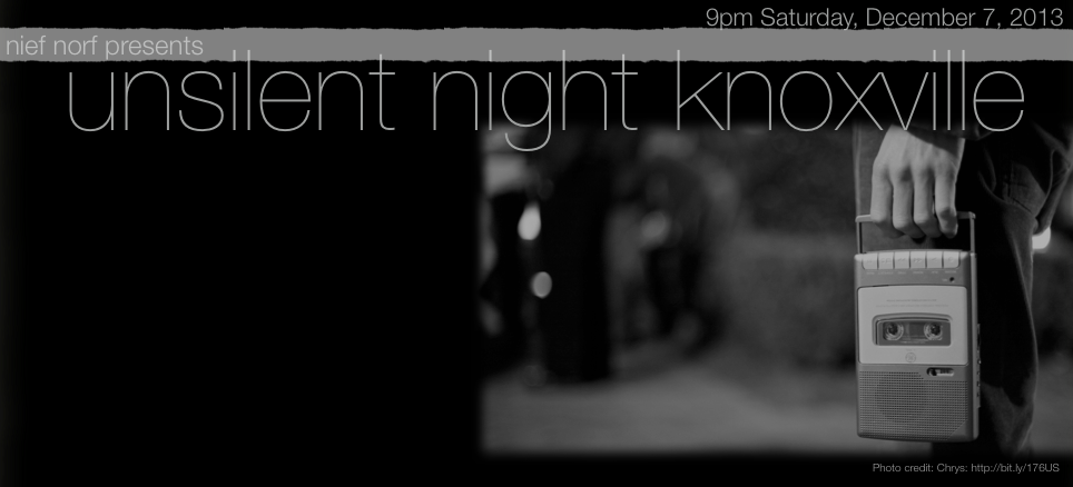 Unsilent Night: Knoxville