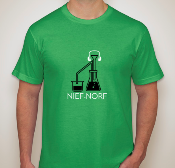 nief-norf Beaker T-Shirt (SOLD OUT) — Nief-Norf