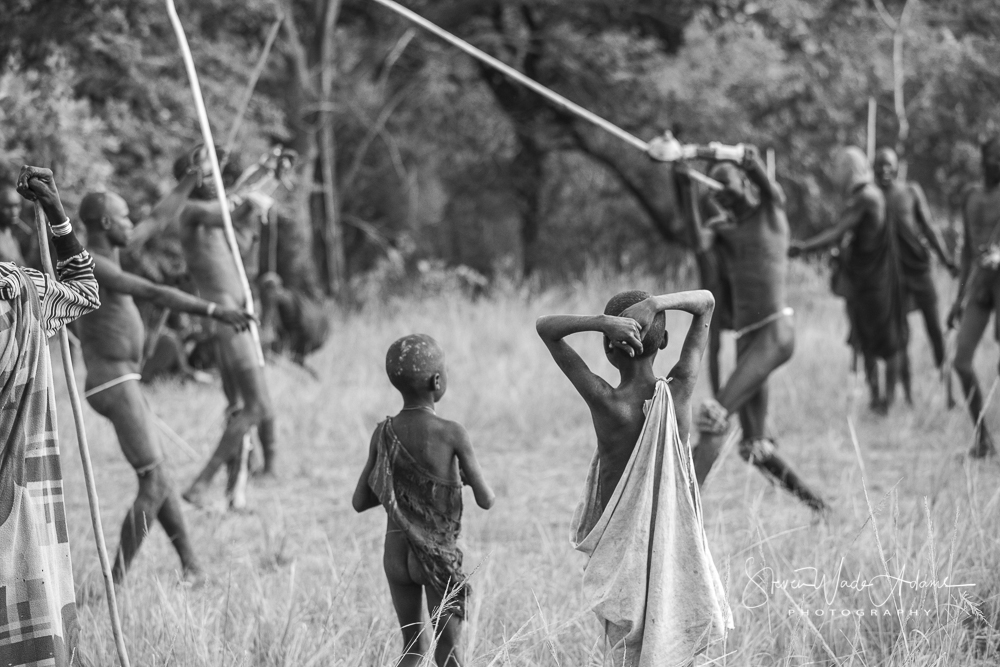Small boys dream of their day at the Donga, but will the tradition survive?
