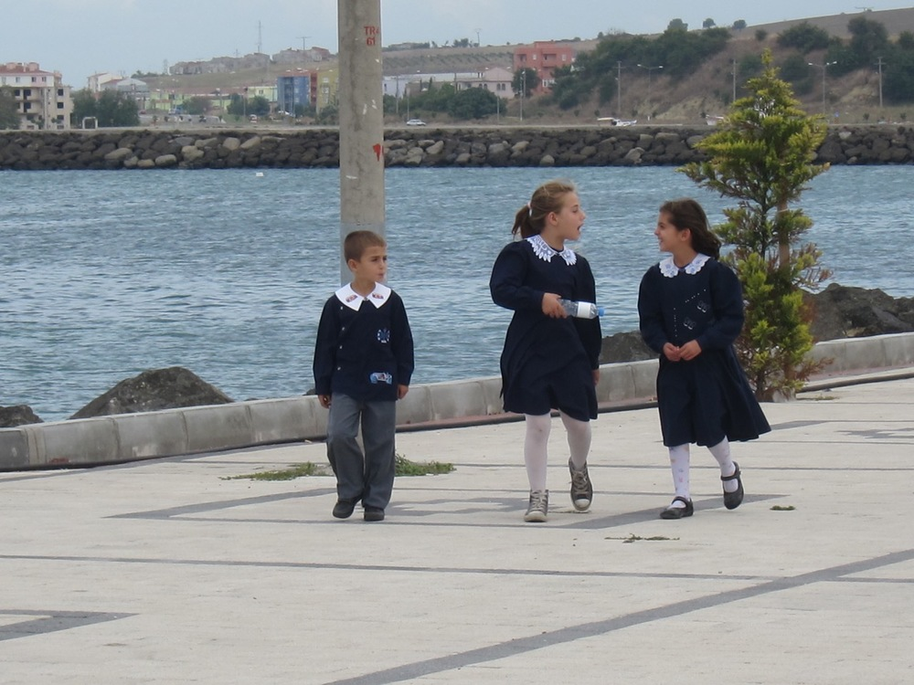 Dardanelle Strait, Turkey