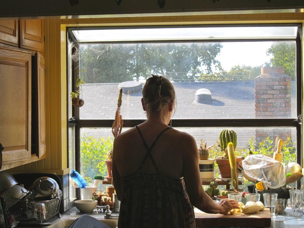 Donna in Her Kitchen (Santa Rosa)