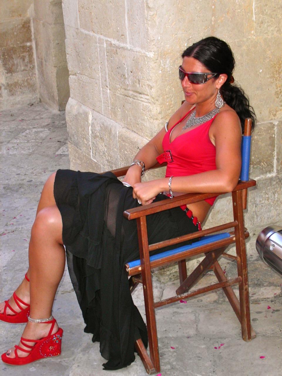 Red Shoes (Otranto, Italy)