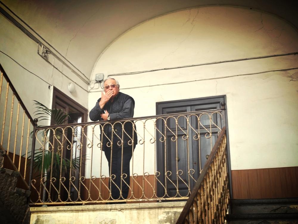 Ciao, Francesco (Boscoreale)