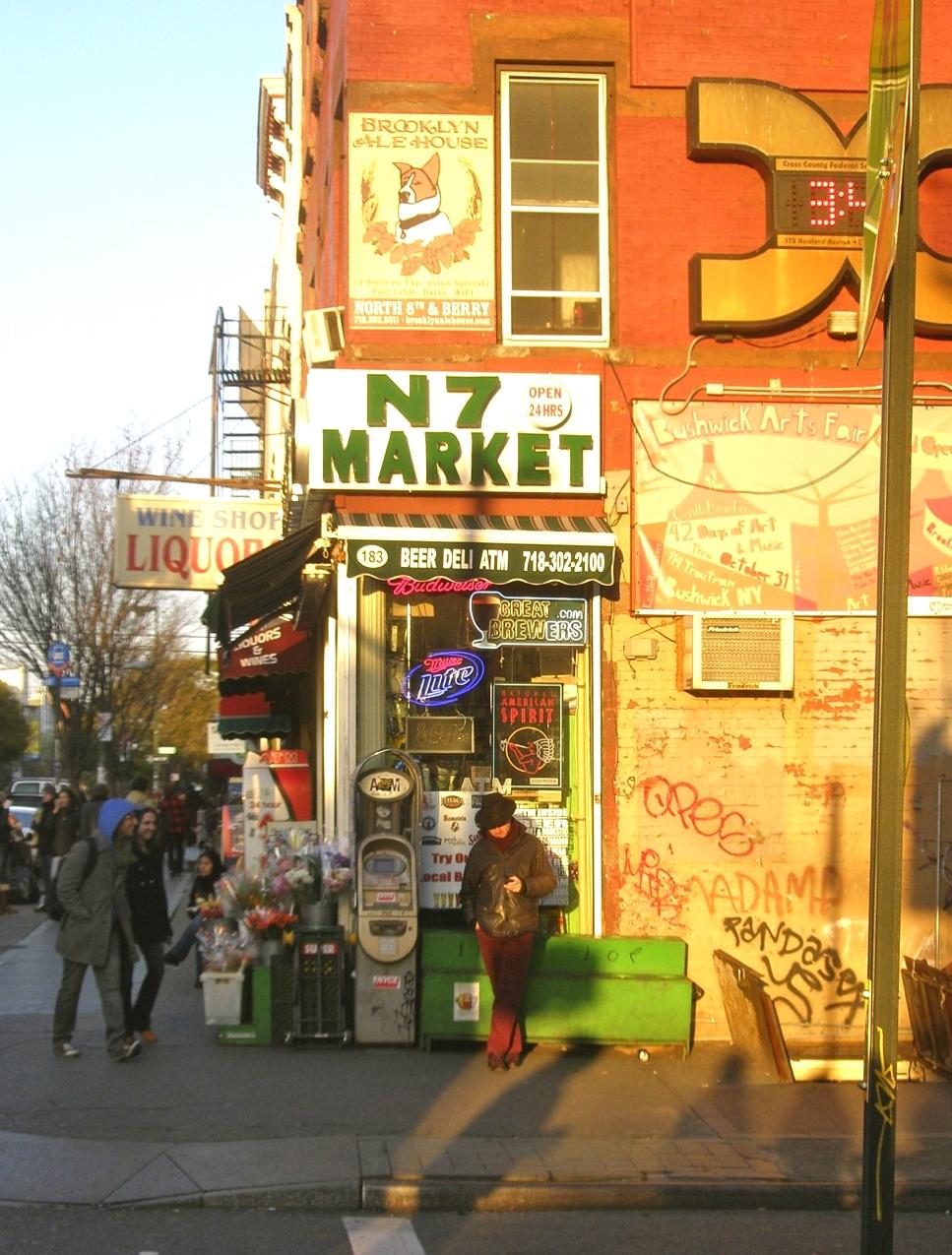 corner market (Brooklyn)