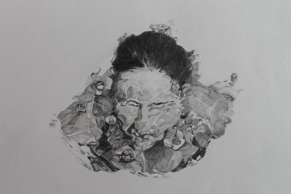 """""""Sin título"""" 35 x 35 cms - 2011. En venta."""