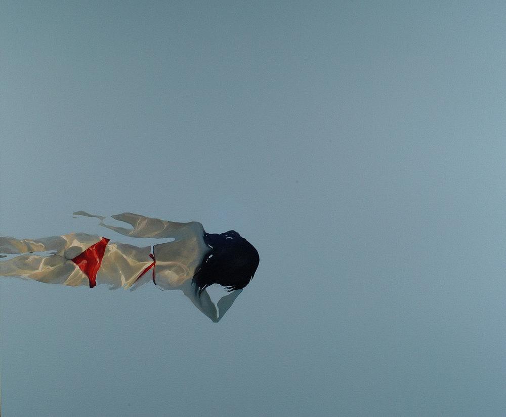 """""""Pasaje"""" 100 x 120 cms - 2005"""